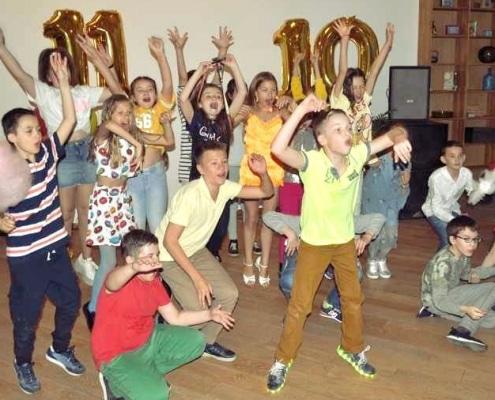 Детская вечеринка в Орле