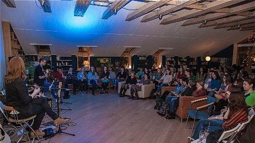 Концерт в Лофте кафе 3 Этаж 3