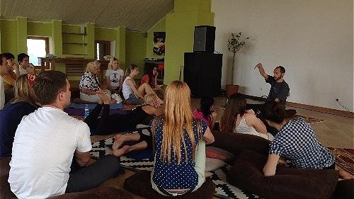Йога в Орле - лофт пространство кафе 3 Этаж 11