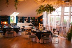 Свадьба в Орле - банкетный зал кафе Лабиринт - лофт 7
