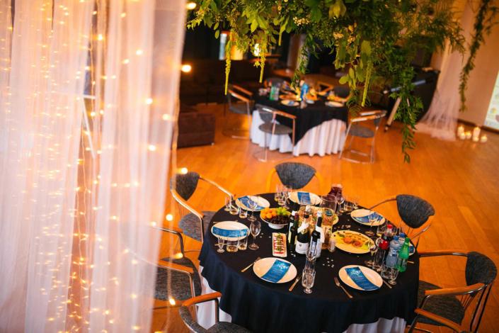 Свадьба в Орле - банкетный зал ресторана Лабиринт - лофт 2