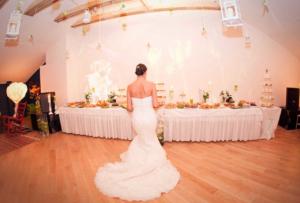 Свадьба в Орле - банкетный зал ресторана Лабиринт - лофт 3