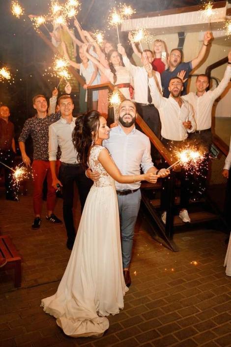 Свадьба на террасе