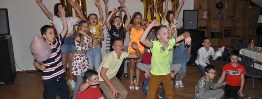 Детский праздник Орел
