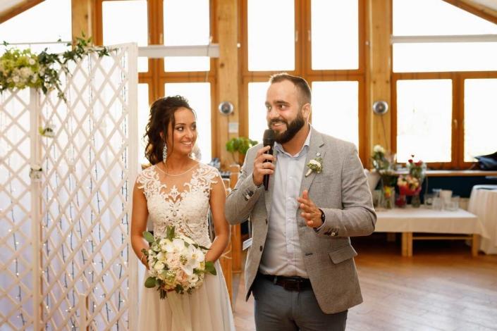 Красивая свадьба в Орле