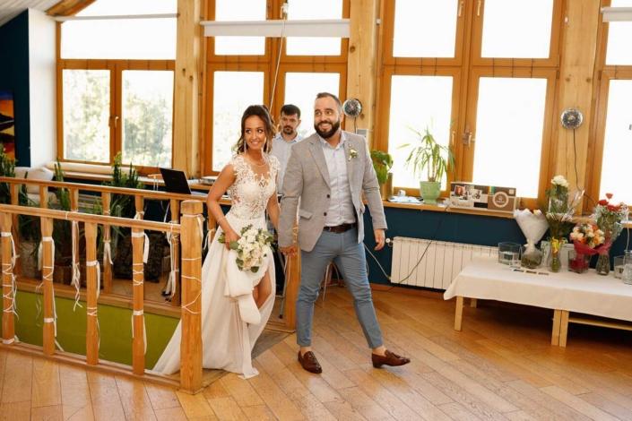 Летняя свадьба в Орле