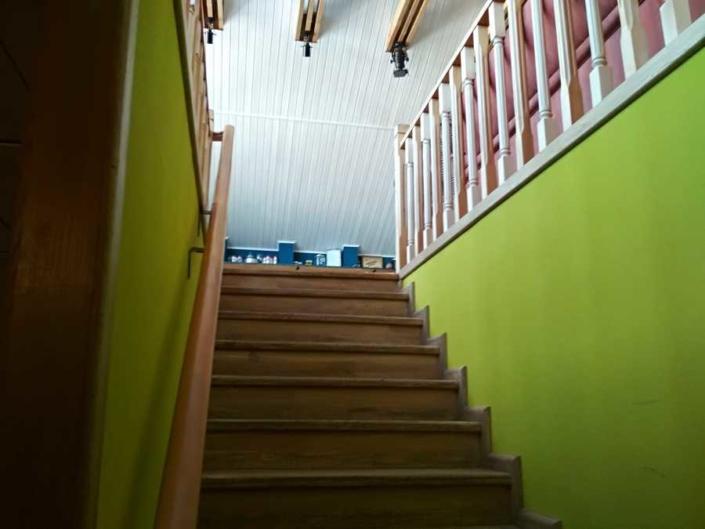 Лофт над кафе 3 этаж