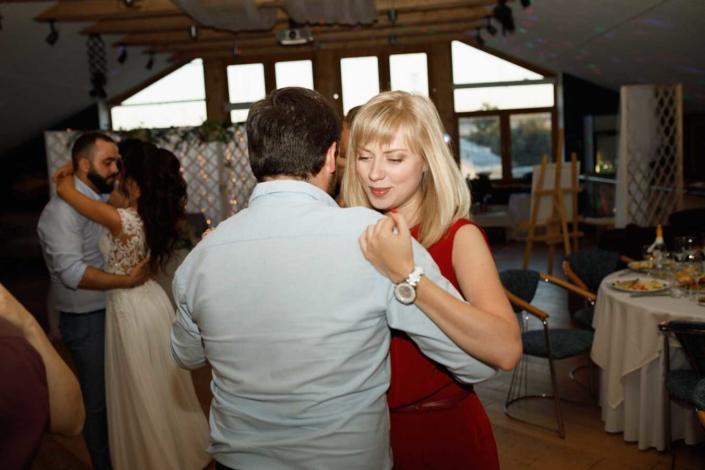Свадебный банкет в Орле