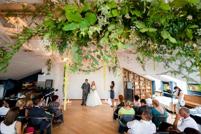 Декор свадьбы в Орле