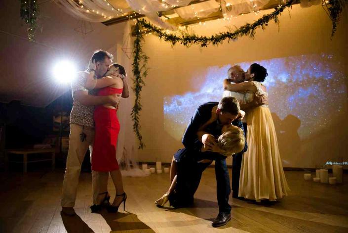 Стильная свадьба сказка в Орле